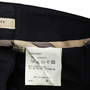 Authentic Second Hand Burberry Navy Wide Legged Pants (PSS-C22-00016) - Thumbnail 4
