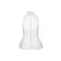 Authentic Second Hand Jonathan Simkhai Cotton Peplum Top (PSS-299-00113) - Thumbnail 0