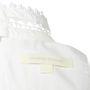 Authentic Second Hand Jonathan Simkhai Cotton Peplum Top (PSS-299-00113) - Thumbnail 4