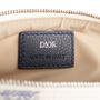 Authentic Second Hand Christian Dior Monogram Canvas Stripe Clutch (PSS-C26-00009) - Thumbnail 4
