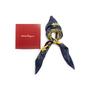 Authentic Second Hand Salvatore Ferragamo Fruit Motif Silk Scarf (PSS-C36-00002) - Thumbnail 5