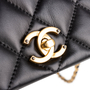 Authentic Second Hand Chanel Mini Flap Bag (PSS-145-00505) - Thumbnail 7