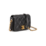 Authentic Second Hand Chanel Mini Flap Bag (PSS-145-00505) - Thumbnail 1