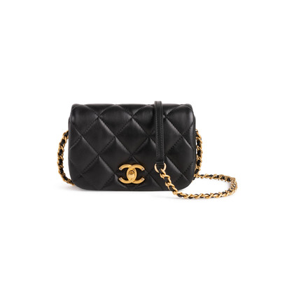 Authentic Second Hand Chanel Mini Flap Bag (PSS-145-00505)