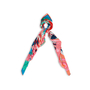 Authentic Second Hand Hermès Parures de Samouraïs 140 Shawl (PSS-145-00508) - Thumbnail 0