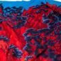 Authentic Second Hand Hermès Sieste Au Paradis 140 Silk Scarf (PSS-145-00509) - Thumbnail 5