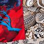 Authentic Second Hand Hermès Sieste Au Paradis 140 Silk Scarf (PSS-145-00509) - Thumbnail 6