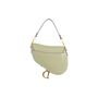 Authentic Second Hand Christian Dior Grained Calfskin Saddle Bag (PSS-C53-00001) - Thumbnail 2