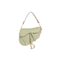 Authentic Second Hand Christian Dior Grained Calfskin Saddle Bag (PSS-C53-00001) - Thumbnail 0