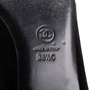 Authentic Second Hand Chanel Velvet Bow Grosgrain Loafers (PSS-C53-00002) - Thumbnail 7