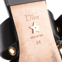 Authentic Second Hand Christian Dior D-Dior Mules (PSS-328-00065) - Thumbnail 6