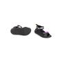Authentic Second Hand Louis Vuitton Underwater Flat Sandals (PSS-C51-00019) - Thumbnail 5